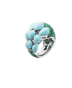 India gyűrű - 53802/18