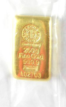 Argor-Heraeus 250 g -