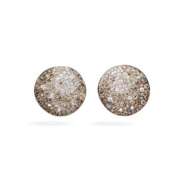 Earrings Sabbia CLIP - O.B607BO7/BR