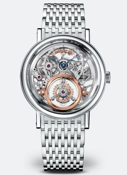 Tourbillon Messidor 5335 - 5335PT/42/PW0