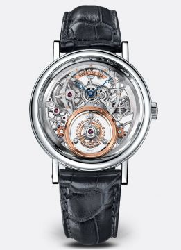 Tourbillon Messidor 5335 - 5335PT/42/9W6