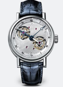 Double Tourbillon 5347 - 5347PT/11/9ZU