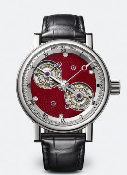 Double Tourbillon 5347 - 5347PT/2P/9ZU