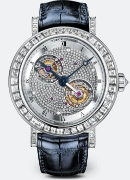 Double Tourbillon 5349 - 5349PT/11/9ZU/DD0D