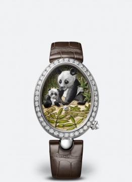 """Reine de Naples 8958 """"Panda"""" - 8958EB/25/974/D00D 01"""
