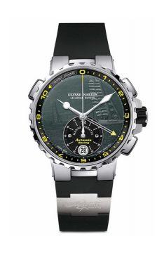 Marine Chronograph Manufacture Regatta - 1553-155LE-3/E2-ART