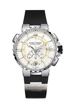 Marine Chronograph Manufacture Regatta - 1553-155-3/40