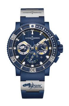 Diver Black Sea Chronograph - 353-98LE-3/ARTEMIS