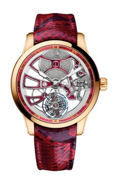 Classic Skeleton Tourbillon - 1706-129/06