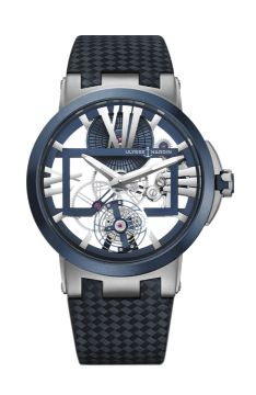 Executive Skeleton Tourbillon - 1713-139/43