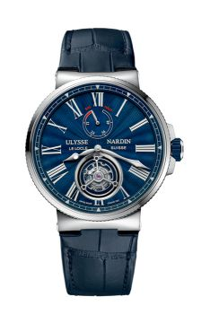 Marine Tourbillon - 1283-181/E3