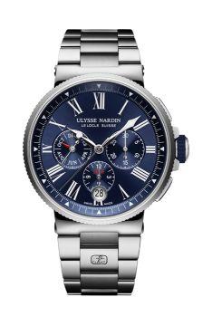 Marine Chronograph - 1533-150-7M/43