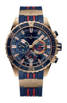 Diver Chronograph - 1502-151LE-3/93