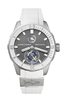 Diver Chronometer Great White - 1183-170LE-3/90-GW