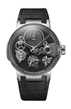 Executive Tourbillon Free Wheel - 1760-176