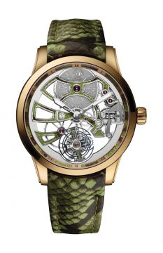 Skeleton Tourbillon - 1706-129/08