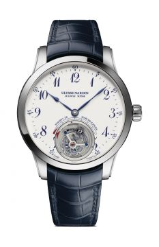 Ulysse Anchor Tourbillon - 1780-133/E0-60