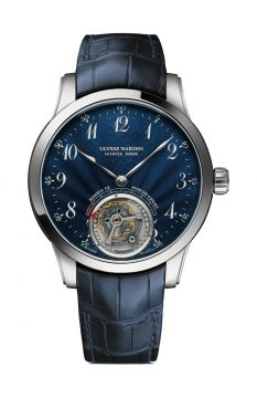 Ulysse Anchor Tourbillon - 1780-133/E3
