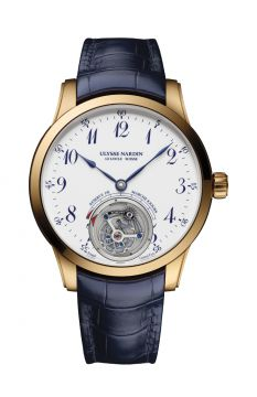 Ulysse Anchor Tourbillon - 1782-133/E0-60