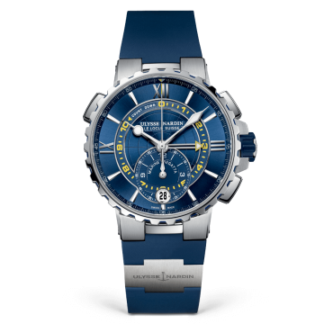 Marine Regatta 44 mm - 1553-155-3/43
