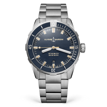 Diver 42 mm - 8163-175-7M/93