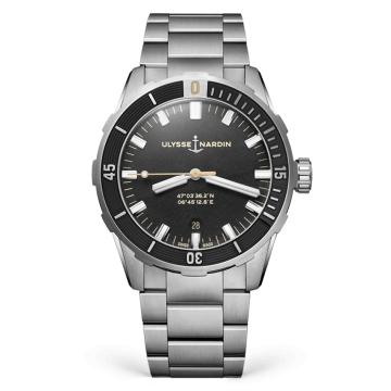 Diver 42 mm - 8163-175-7M/92