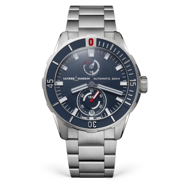 Diver Chronometer 44 mm - 1183-170-7M/93