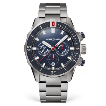 Diver Chronograph 44 mm - 1503-170-7M/93