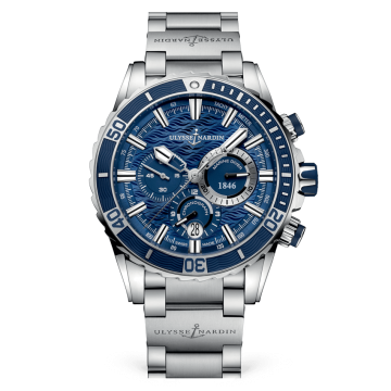 Diver Chronograph 44 mm - 1503-151-7M/93