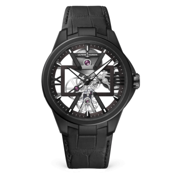 Skeleton X 42 mm - 3713-260/BLACK