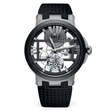 Skeleton Tourbillon 45 mm - 1713-139