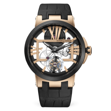 Skeleton Tourbillon 45 mm - 1712-139