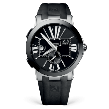 Dual Time 43 mm - 243-00-3/42