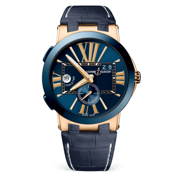 Dual Time 43 mm - 246-00/43