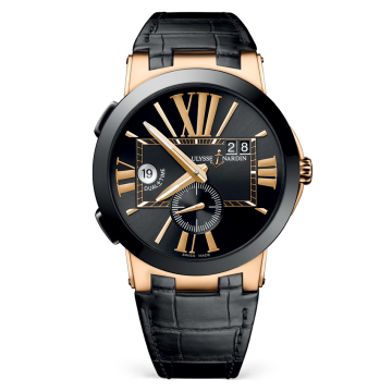 Dual Time 43 mm - 246-00/42