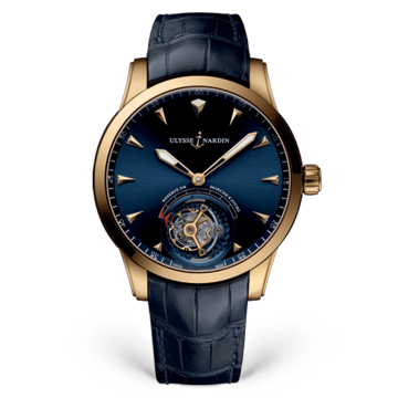 Tourbillon Ulysse Anchor 44 mm - 1782-133/93