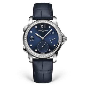 Lady Dual Time 37.5 mm - 3243-222B/393