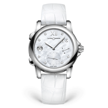 Lady Dual Time 37.5 mm - 3243-222/390