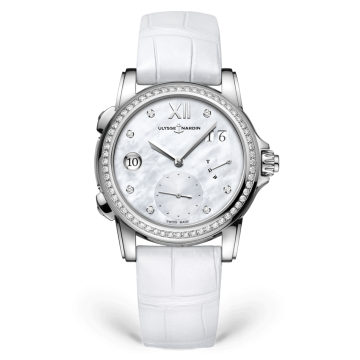 Lady Dual Time 37.5 mm - 3243-222B/390