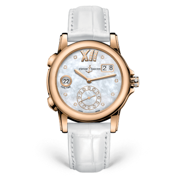 Lady Dual Time 37.5 mm - 3346-222/391