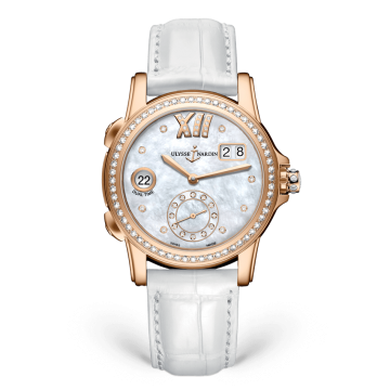 Lady Dual Time 37.5 mm - 3346-222B/391
