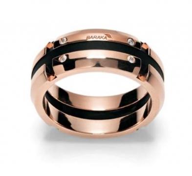 Baraka Ring - AN221051RODB