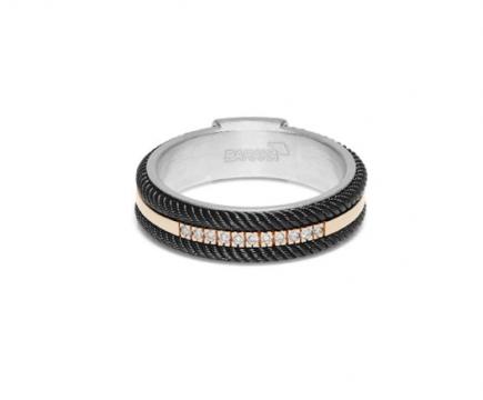 Baraka Ring - AN293051RODB