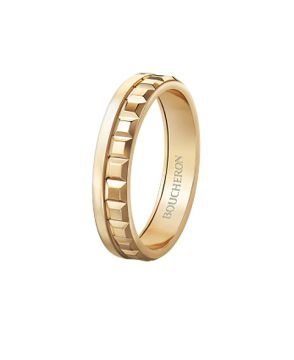 QUATRE RADIANT EDITION WEDDING BAND - JAL00251