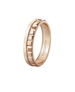 QUATRE RADIANT EDITION WEDDING BAND - JAL00249