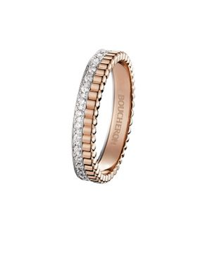 QUATRE RADIANT EDITION WEDDING BAND - JAL00248