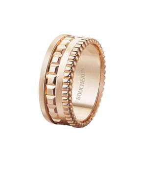 QUATRE RADIANT EDITION SMALL RING - JRG02684