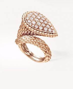 SERPENT BOHÈME LARGE RING - JRG02637