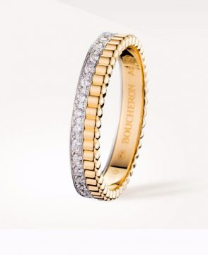 QUATRE RADIANT EDITION WEDDING BAND - JAL00134