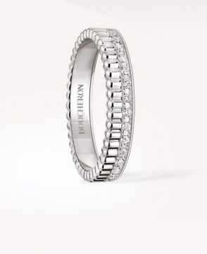 QUATRE RADIANT EDITION WEDDING BAND - JAL00226